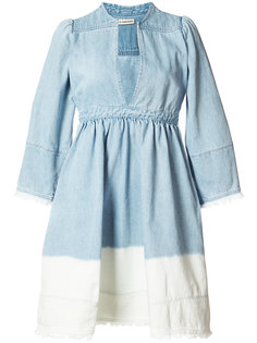 платье с V-образным вырезом Alina Ulla Johnson