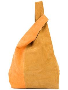 сумка-тоут дизайна колор-блок Hayward
