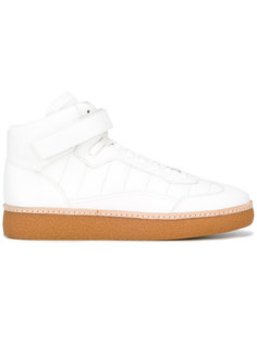 thick sole hi-top trainers Alexander Wang