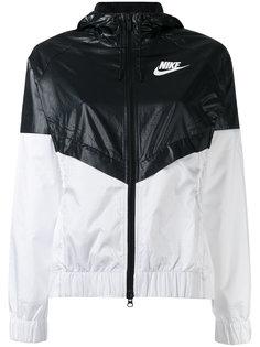 ветровка дизайна колор-блок Nike