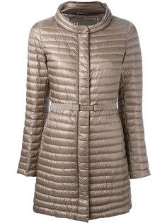 куртка-пуховик с поясом Herno