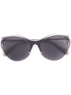 солнцезащитные очки Smoke Mono Dion Lee