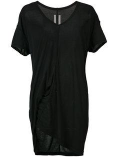 футболка Hiked Rick Owens