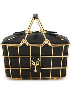 сумка-корзина Caroline мини Savas