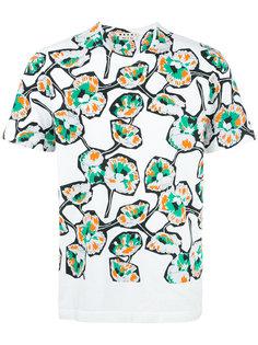 футболка с узором Marni