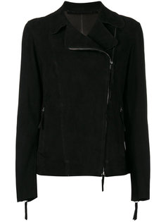 biker jacket Salvatore Santoro