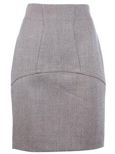 юбка с высокой талией Alaïa Vintage