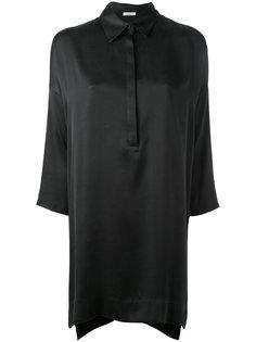 удлиненная рубашка P.A.R.O.S.H.