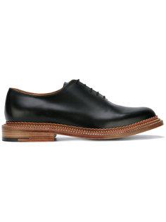 классические туфли на шнуровке Grenson