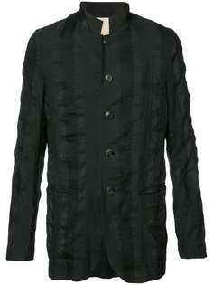 button up fitted jacket Uma Wang
