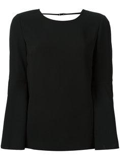 блузка с открытой спиной Elizabeth And James