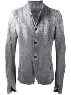 пиджак с необработанными краями Lost & Found Ria Dunn