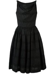 платье с драпировкой Vivienne Westwood