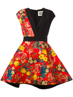 floral print dress Fausto Puglisi