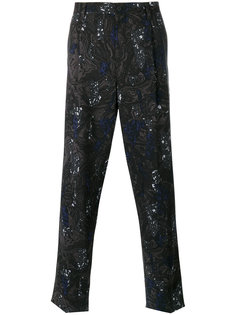 patterned trousers Issey Miyake Men