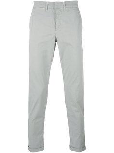 брюки-чинос Fay