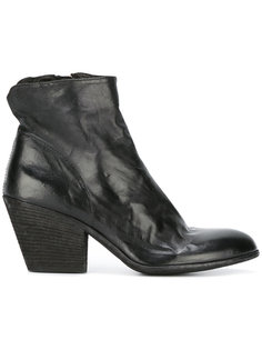 block heel ankle boot Officine Creative