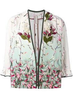 пиджак с цветочной вышивкой Antonio Marras