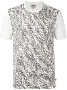 футболка с принтом Armani Collezioni