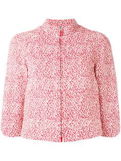 укороченный пиджак Armani Collezioni