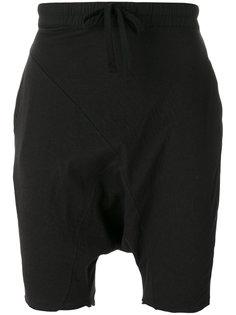 спортивные шорты с заниженной проймой Thom Krom