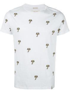 футболка с принтом пальм Marc Jacobs