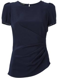 базовая футболка Emporio Armani