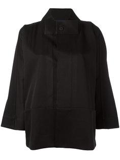 куртка свободного кроя Issey Miyake