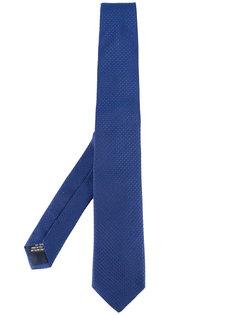 галстук с мелким узором Tonello