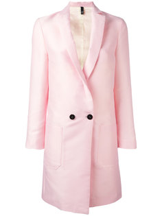 двубортное пальто Christian Pellizzari