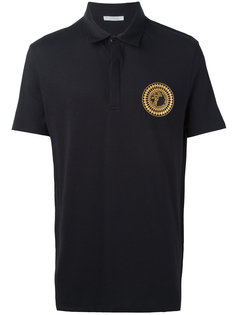 футболка-поло с логотипом Versace Collection