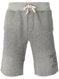 спортивные шорты с принтом Bulldog Polo Ralph Lauren