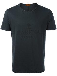 футболка с тональным принтом Barena