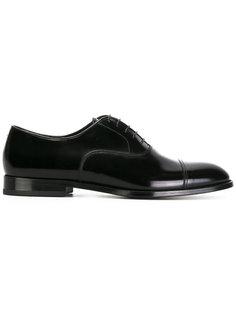 ботинки-оксфорды Doucals