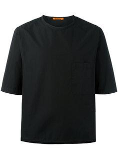 футболка мешковатого кроя с нагрудным карманом Barena