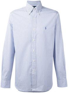 полосатая рубашка на пуговицах Polo Ralph Lauren