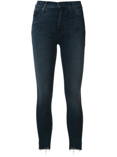 укороченные джинсы кроя скинни Mother