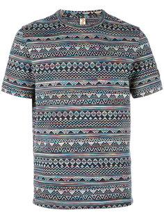 футболка с накладным карманом Missoni