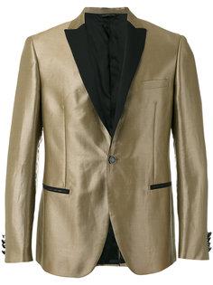 пиджак с отделкой металлик Tonello