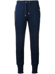 спортивные брюки с карманами на молнии Polo Ralph Lauren