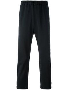 спортивные брюки с заниженной проймой Barena