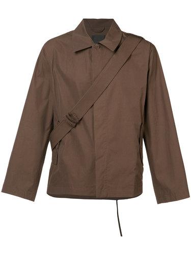belt detail jacket Craig Green
