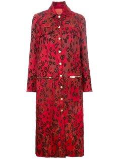 леопардовое пальто Amplified Manning Cartell