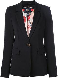 приталенный пиджак Cavalli Class