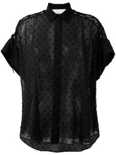 рубашка с короткими рукавами Iro
