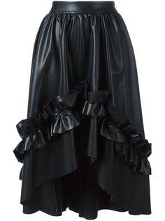 юбка с оборками  Cédric Charlier