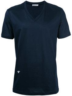 футболка с V-образным вырезом Dior Homme