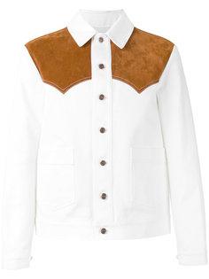 куртка-рубашка в стиле вестерн Umit Benan