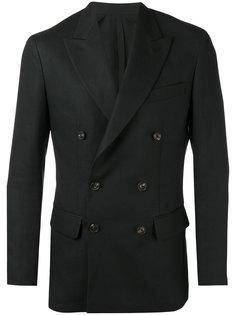 двубортный пиджак Umit Benan