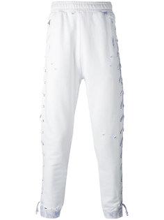 спортивные брюки со шнуровкой Faith Connexion